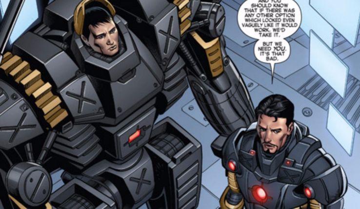 15 Alternate Versions Of Iron Man Armor (More Powerful Than Tony
