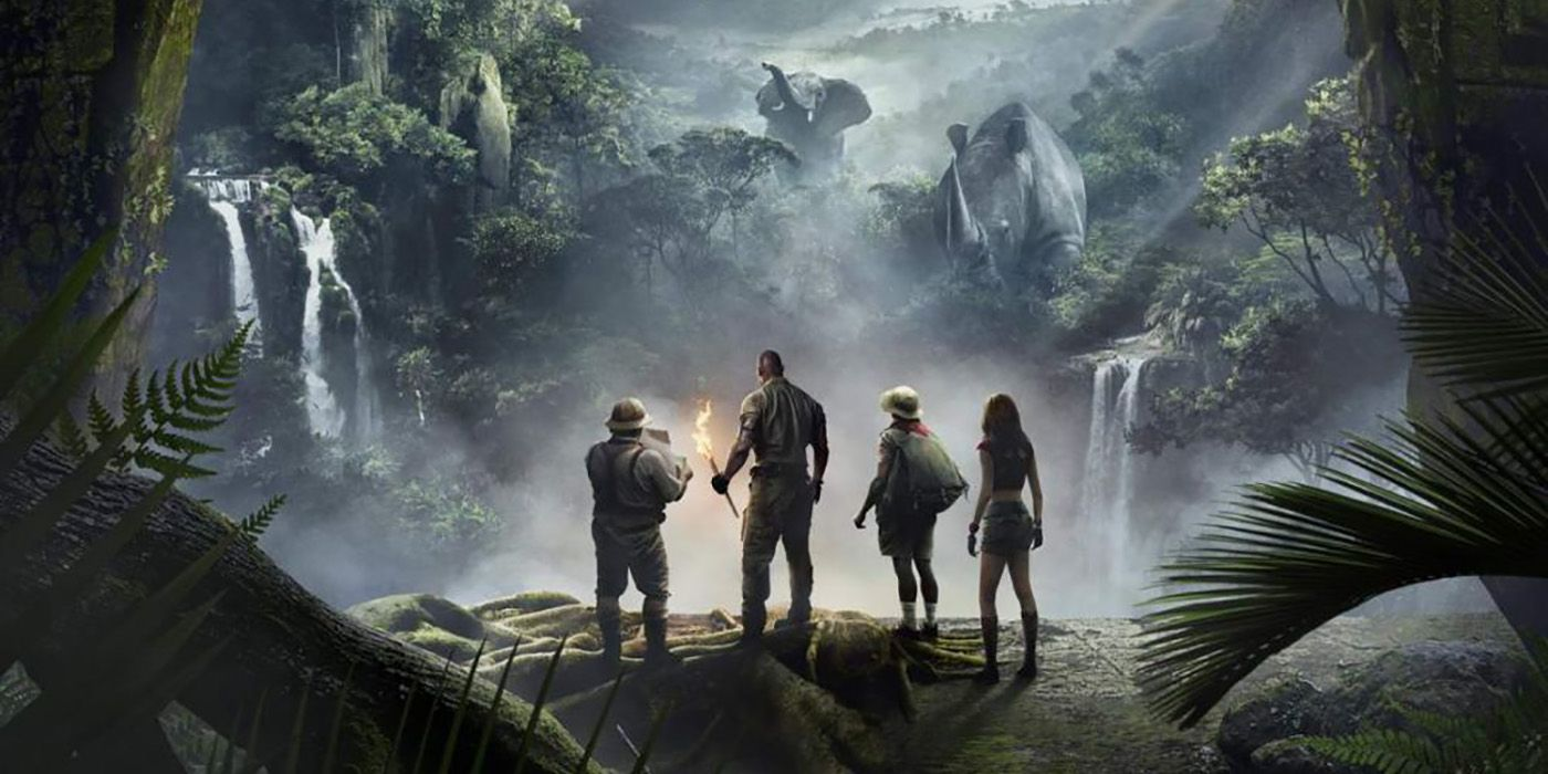 Jumanji: Welcome to the Jungle Sequel Brings Back Rhys Darby