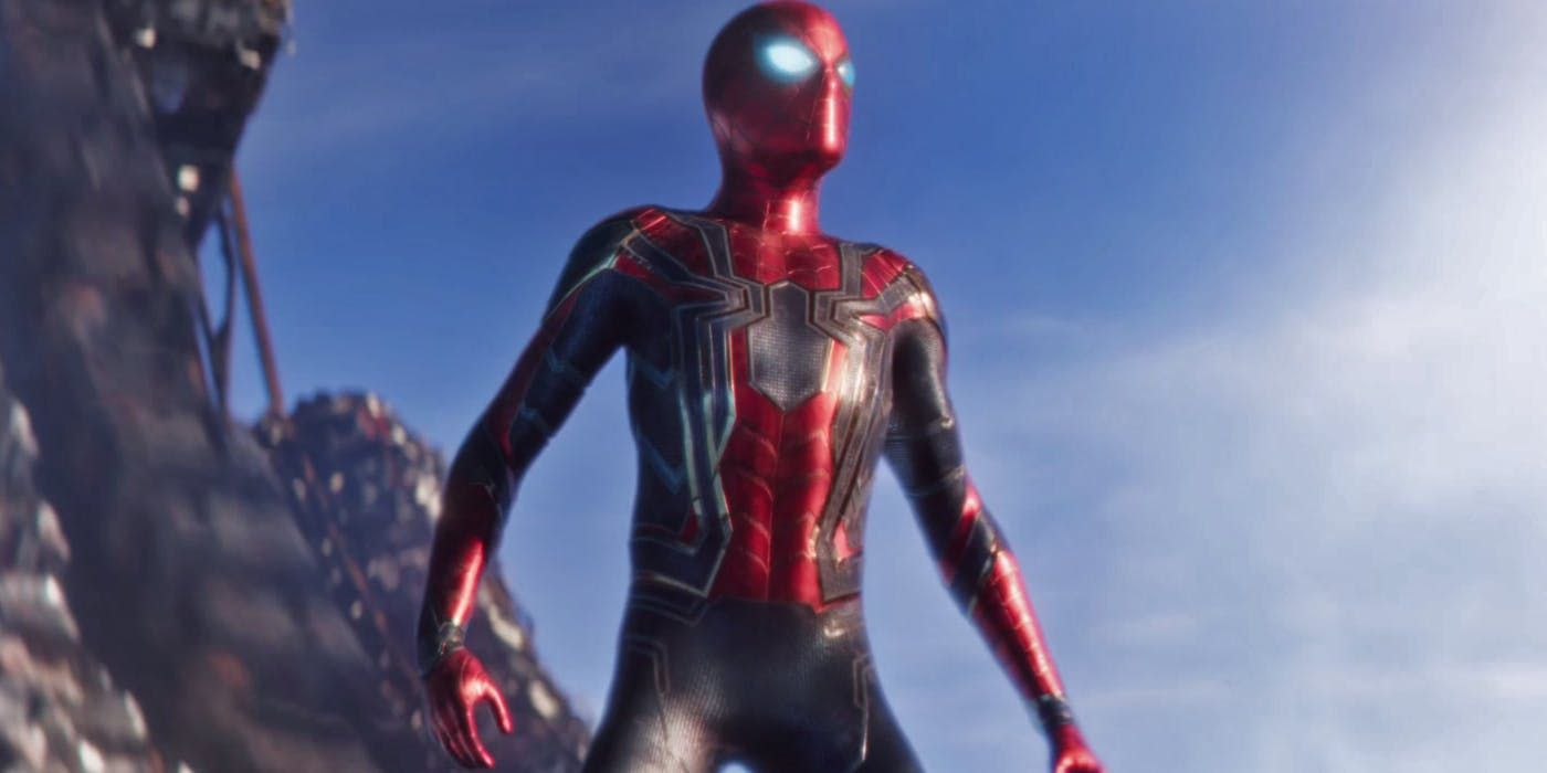 Wait, Spider-Man Wore TWO Suits For Most of Avengers