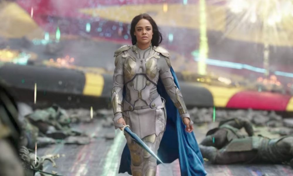Avengers: Endgame - Valkyrie Would Spoon Thor & Captain Marvel