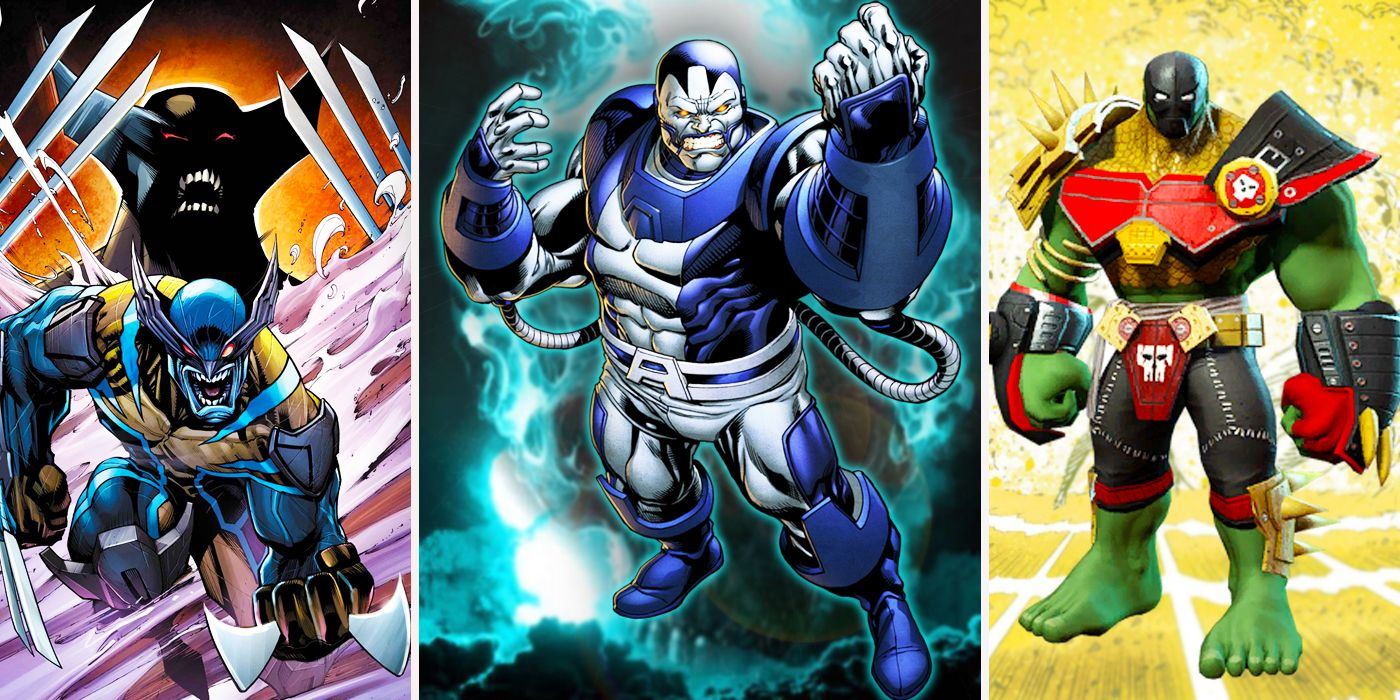 The 25 Strongest Horsemen of Apocalypse | CBR