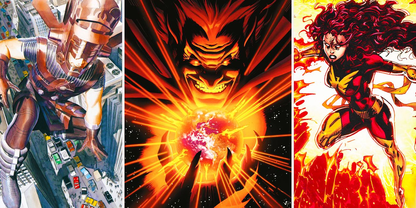 15 Marvel Villains Way Too Powerful For The Movie Avengers Cbr