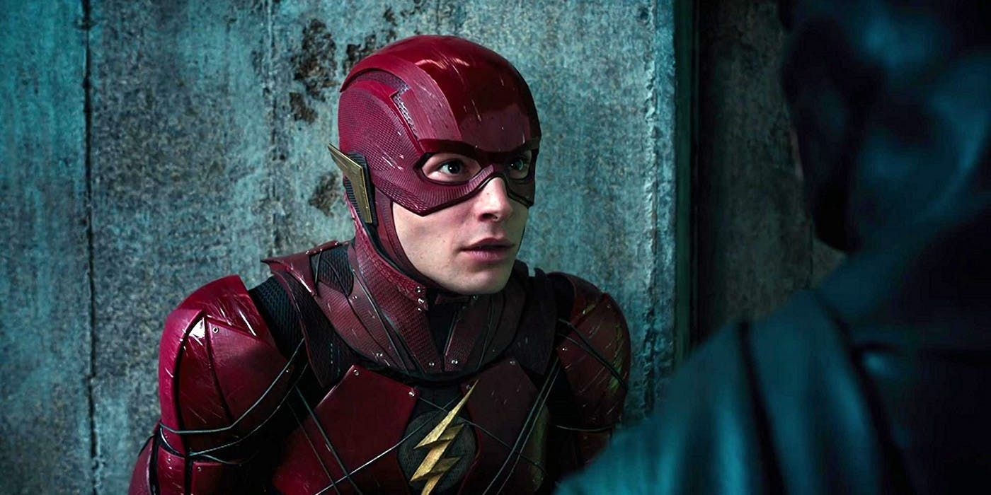The Flash Film Is Director Andy Muschietti's Next Project | CBR