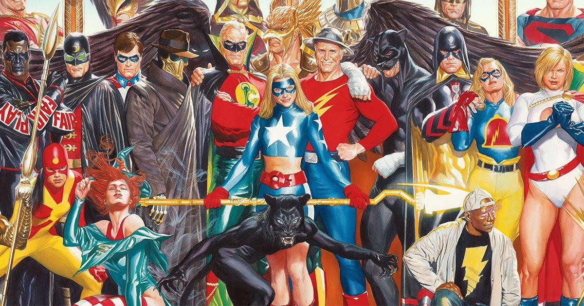 An Original Justice Society Member Just Went Full-Blown Evil