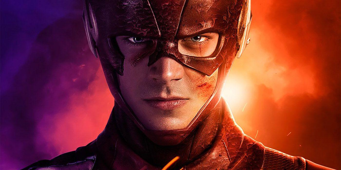 The Flash Season 5 Premiere Namedrops Lightning Lad  CBR