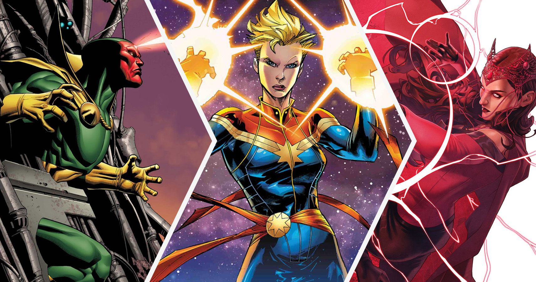 The 25 Most Powerful Avengers Ever, Officially Ranked | CBR