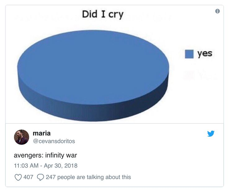 Oh Snap: 25 Memes Only People Who Have Seen Infinity War Will Get