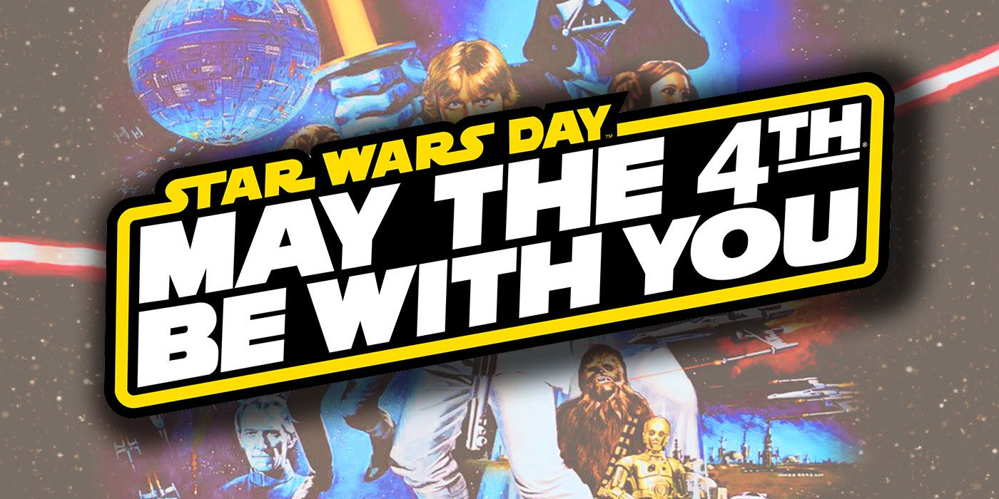 may the fourth be with you a history of star wars day cbr. Black Bedroom Furniture Sets. Home Design Ideas