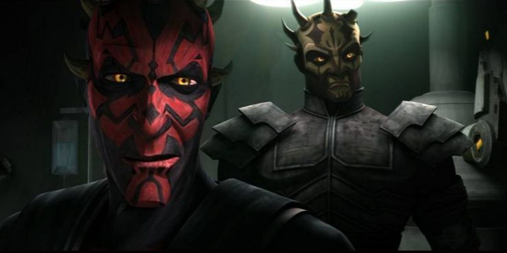 Star Wars: The Disturbing Tragedy of Darth Maul's Forgotten Brother, Feral