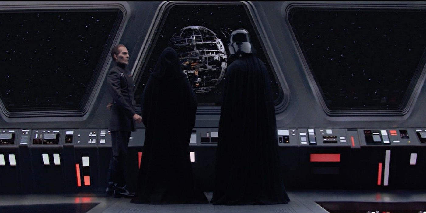 Star Wars Theory: Vader Immortal Might Reveal the True Purpose of the Death Star