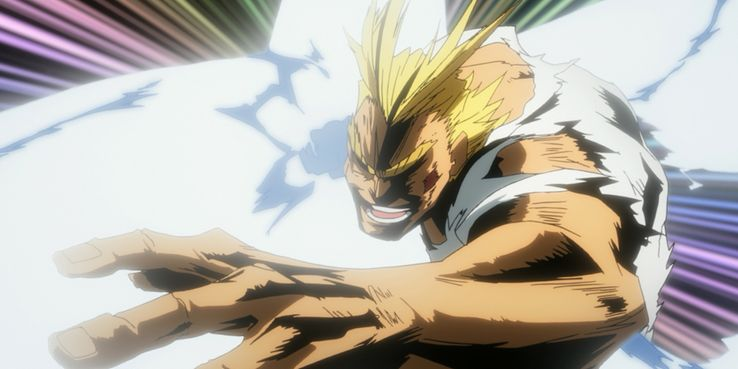 My Hero Academia: 10 Things About All Might They Don't Cover