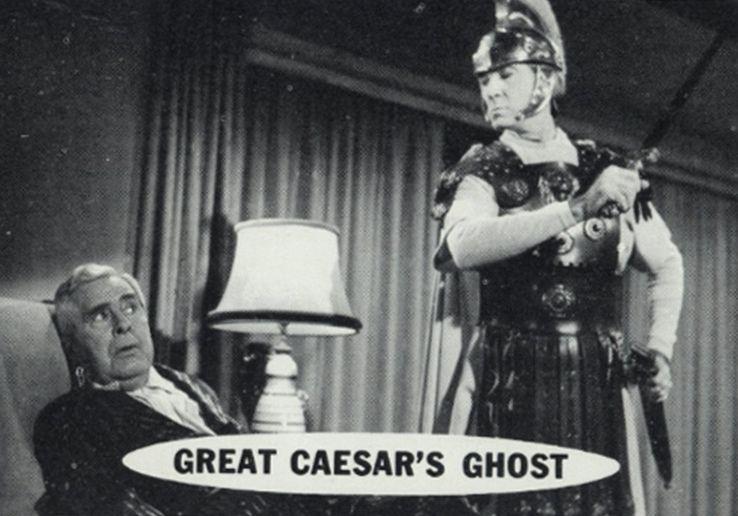 """GreatCaesarsGhostTV - ¿Cuándo dijo Perry White por primera vez """"Por el Fantasma del Gran César"""" en los cómics?"""