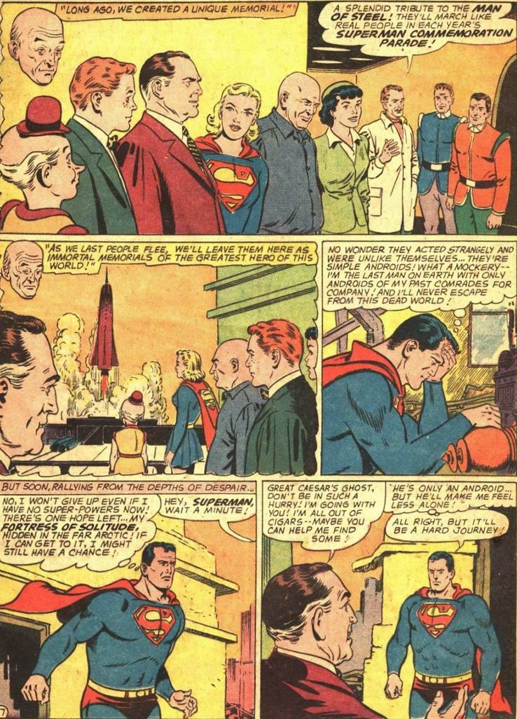 Greatest Superman Stories: #30-26 | CBR