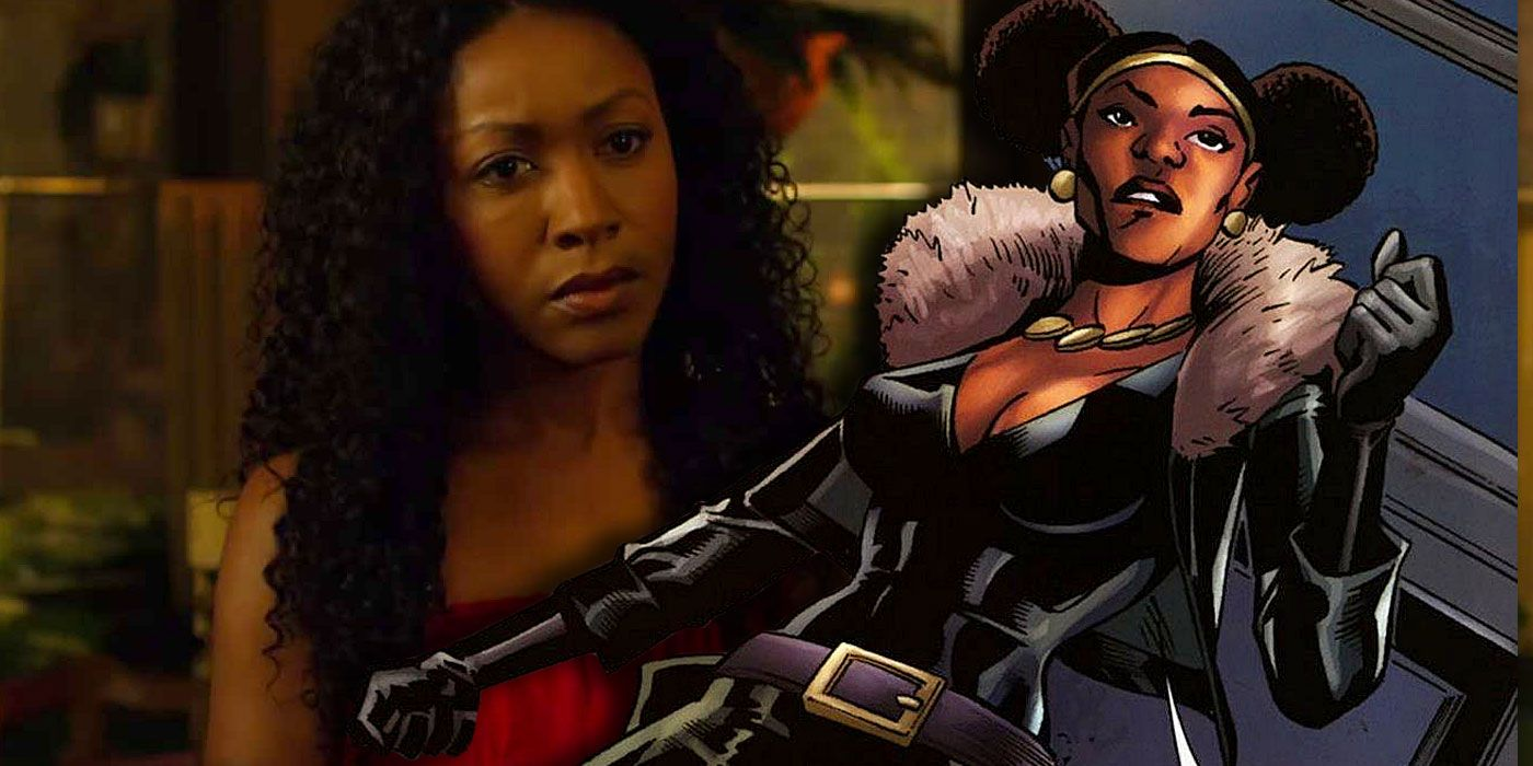 How Luke Cage Season 2 Changes Nightshade From the Comics   CBR