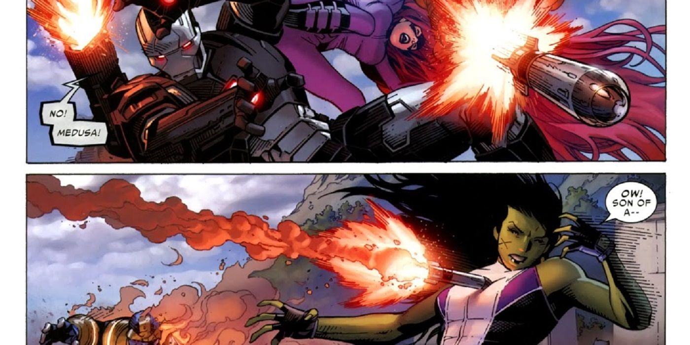 Who Put She Hulk Into A Coma In Civil War Ii Exactly Cbr