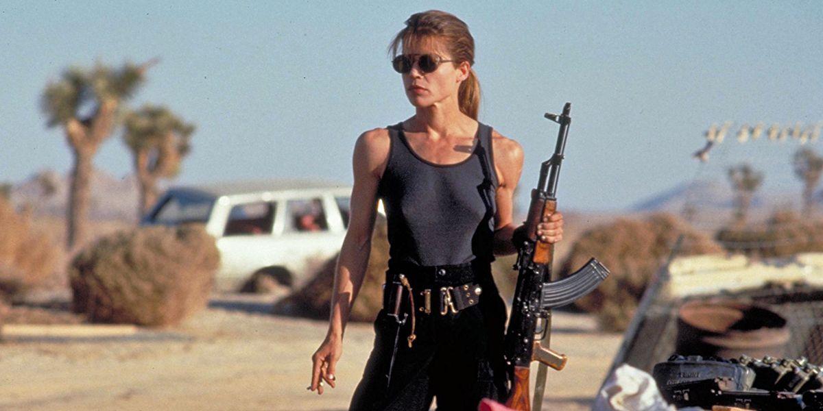 Terminator 6 Set Photos Show Linda Hamilton's Return As