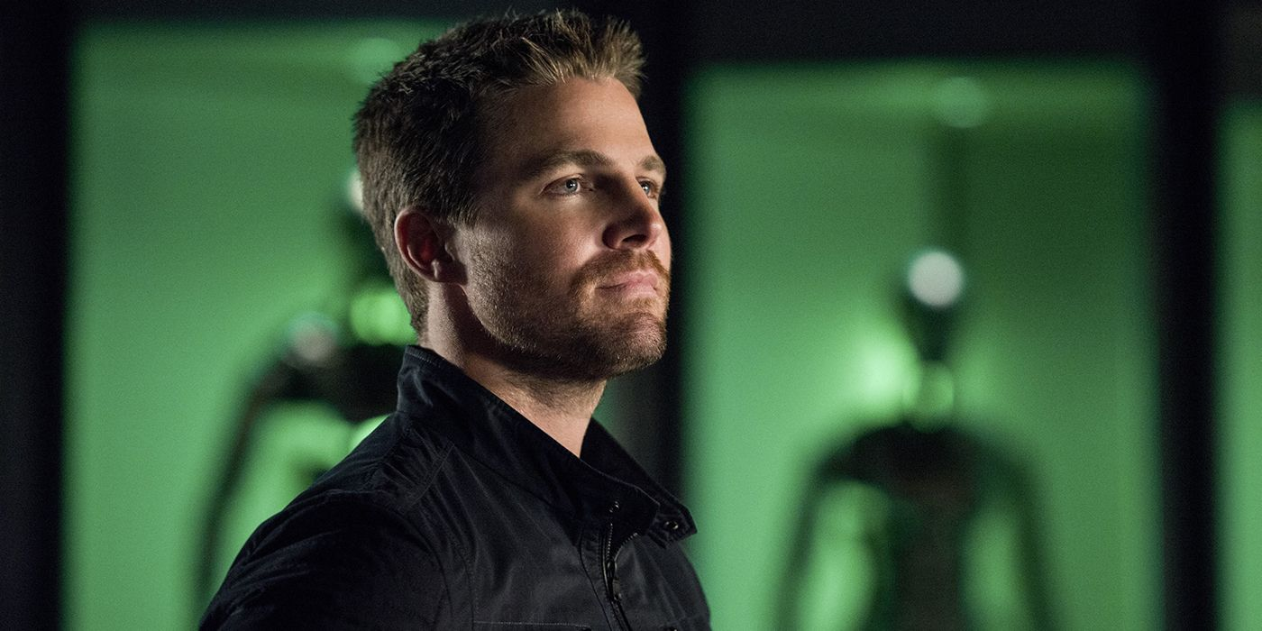 Stephen Amell Willing to Return as Oliver Queen After Arrow's End