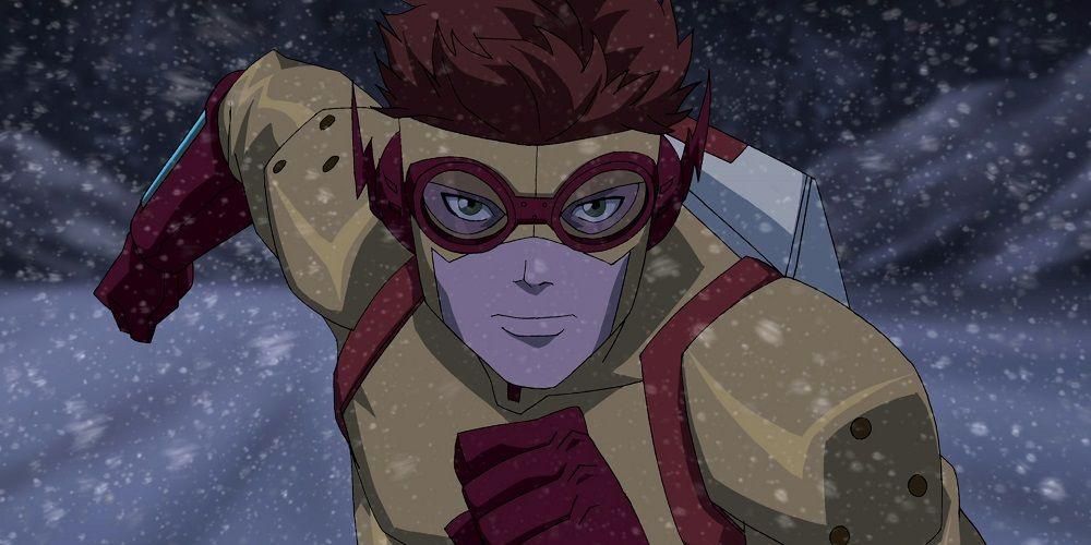 Young Justice 'Justiça Jovem': Como Wally West / Kid Flash poderia retornar 2