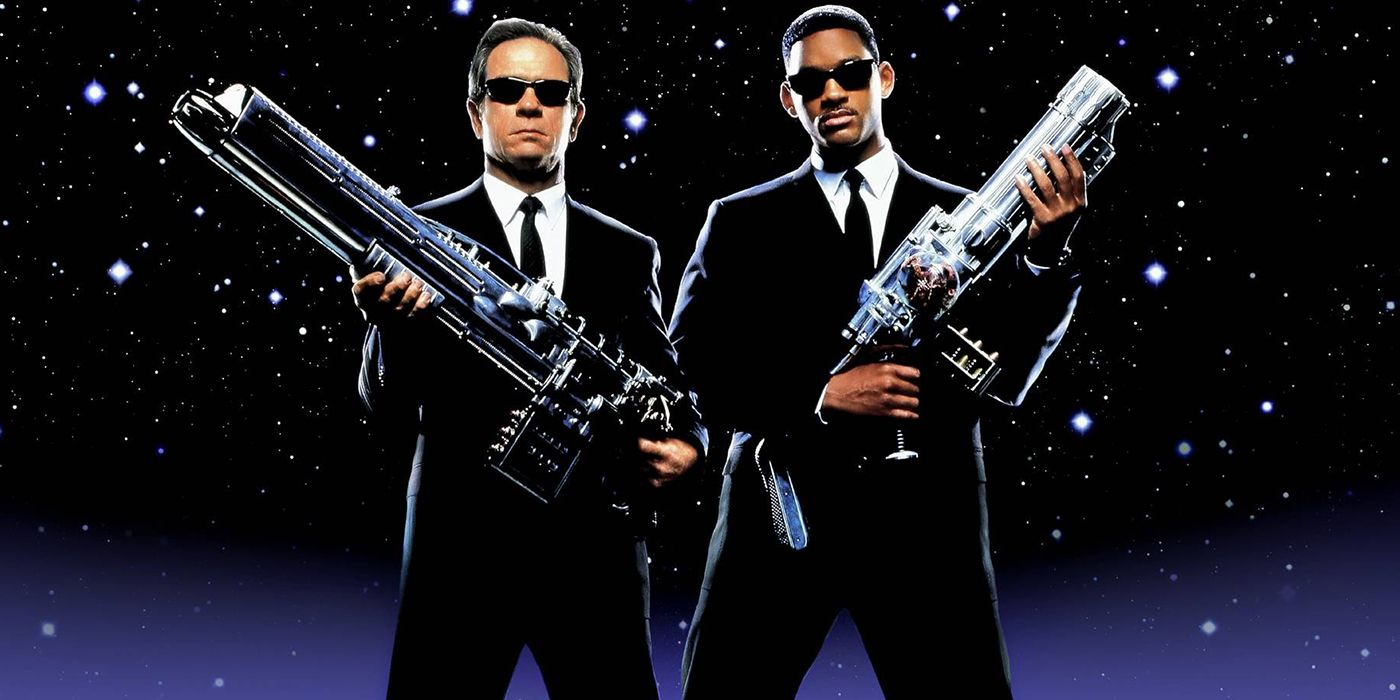 What Happened to Sony's Original Plan For Men in Black 4?