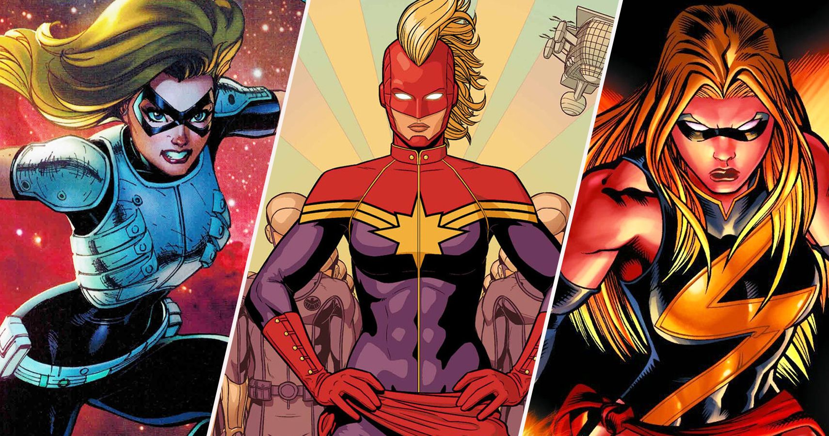 Looking Marvelous 19 Captain Marvel Costumes Ranked Cbr Additional photography / transportation coordinator: captain marvel costumes ranked