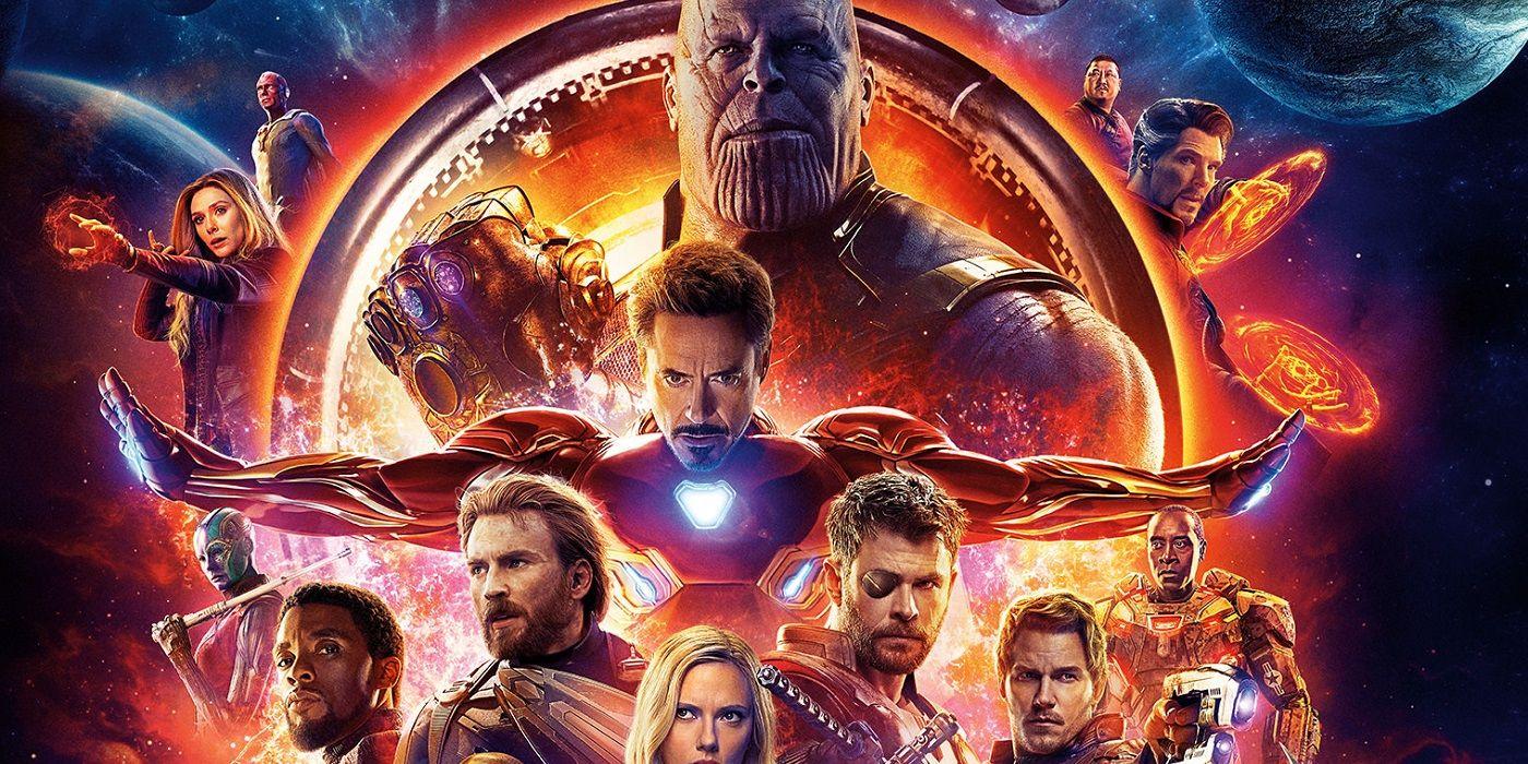 what are avengers: infinity war's bonus features? | cbr