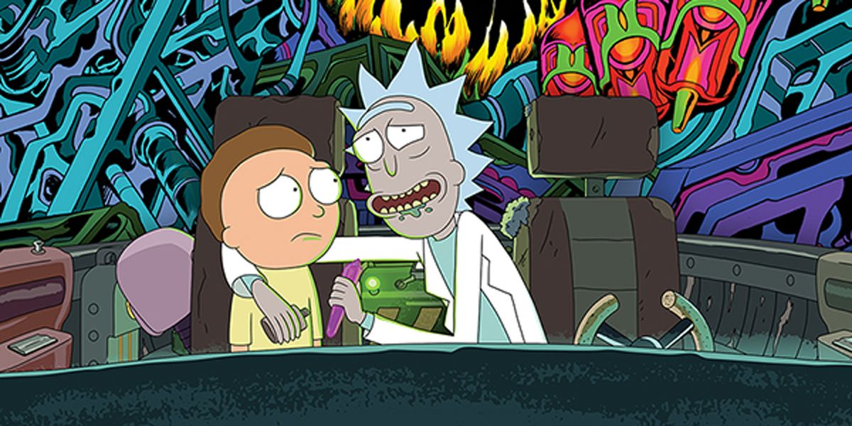 Rick and Morty Creators Are Offering Kanye West His Own Episode