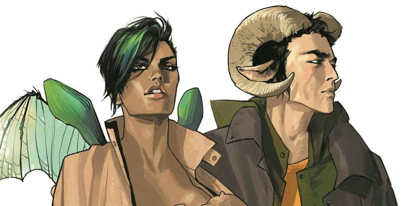 Brian K Vaughan Signs Film & TV Deal With Legendary Entertainment