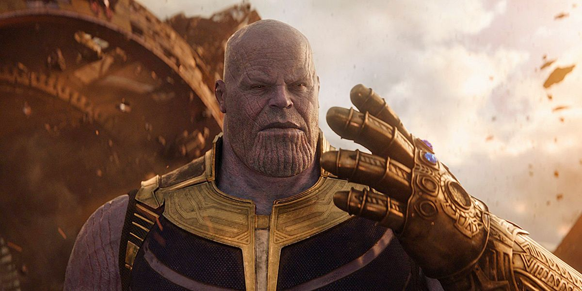 Avengers: Infinity War Directors Weigh In On Thanos' Injured Arm