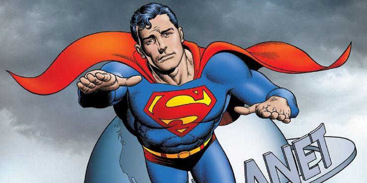 whatever happened man tomorrow display - Los 10 mejores escritores de Superman de todos los tiempos