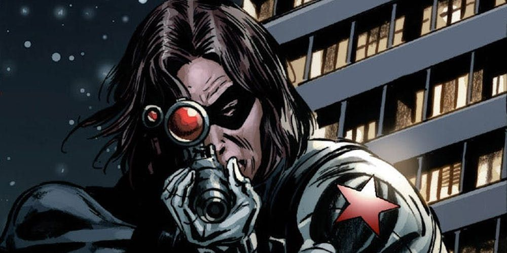 Marvel: 5 Of The Most Heroic Things Bucky Barnes Has Ever Done (& The 5 Worst)