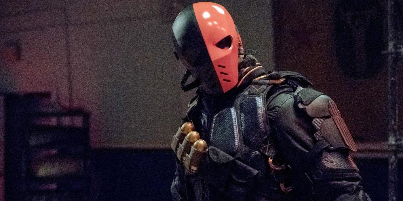 Arrow Synopsis Teases a New Deathstroke in Star City | CBR