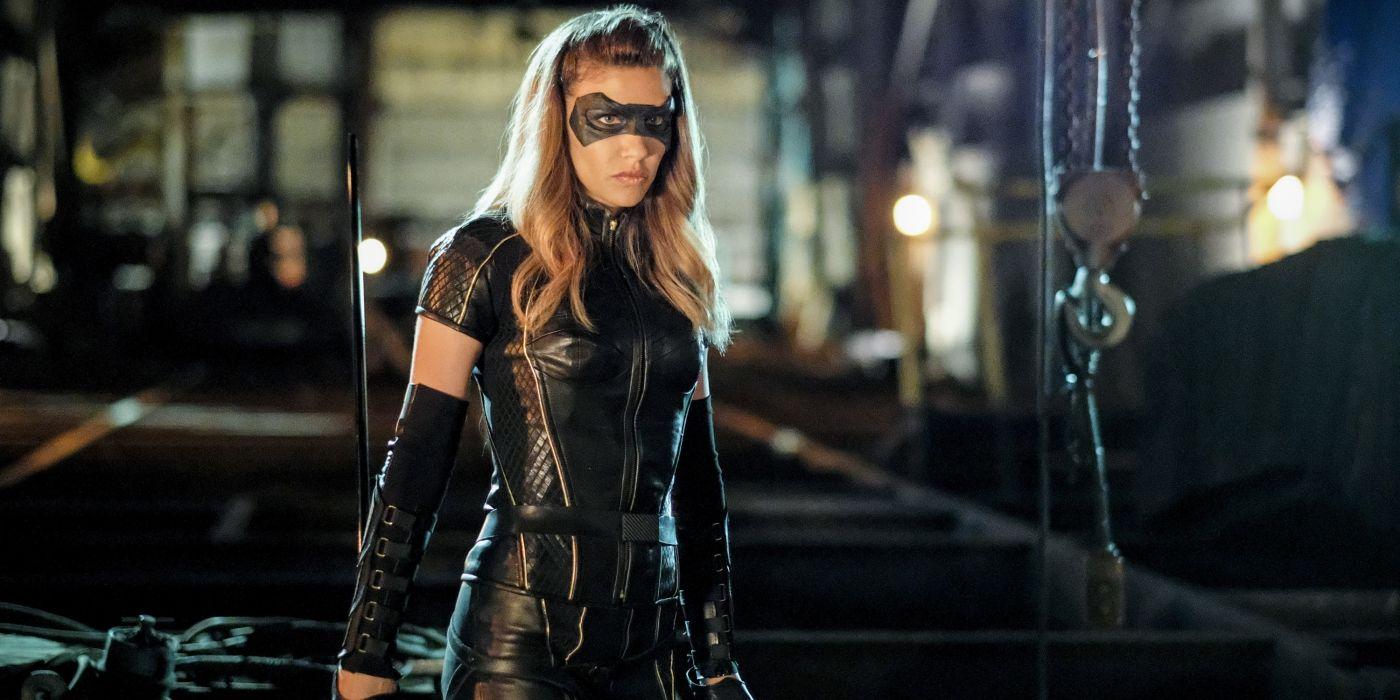 Arrow's Black Canary Pens Emotional Goodbye to CW Series | CBR