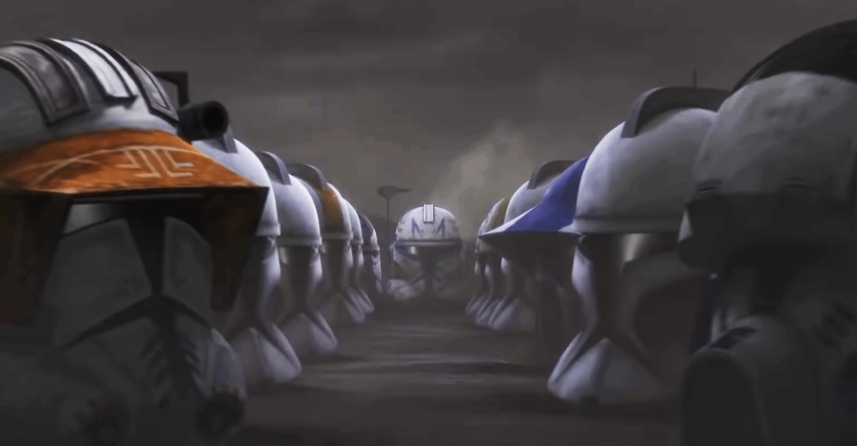 Star Wars Clone Wars Images Show Off The Bad Batch Cbr