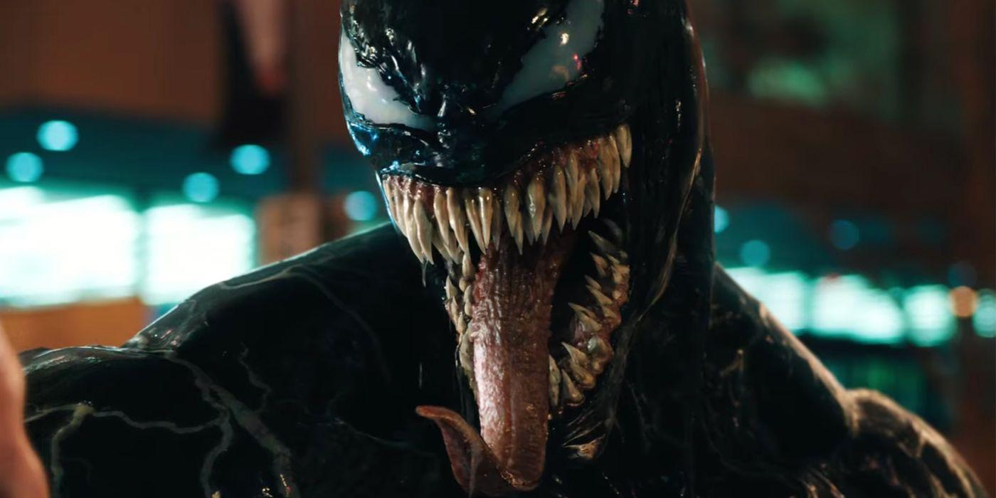 Venom Concept Art Reveals a Much Scarier Symbiote