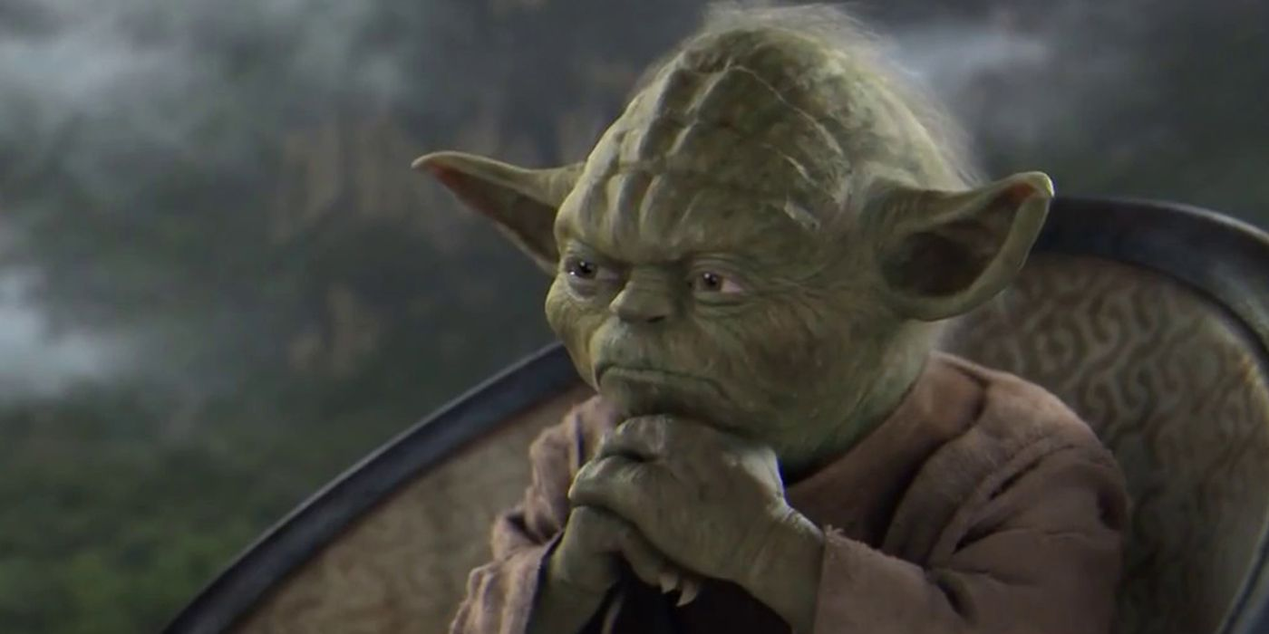Star Wars Fan Art of Yoda With Human Skin Can't Be Unseen | CBR