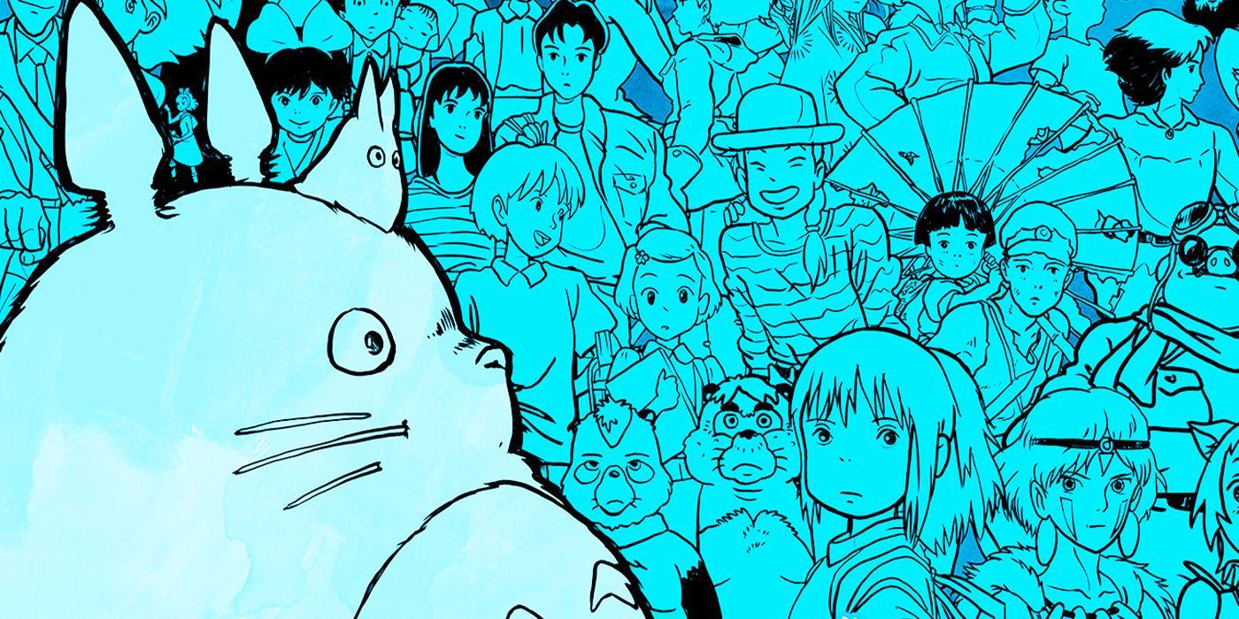 All 25 Studio Ghibli Films Ranked Cbr