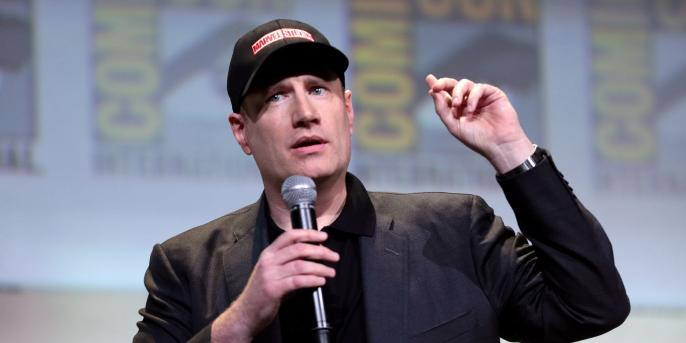 Marvel Studios' Kevin Feige Expands Role, Becomes Chief Creative Officer