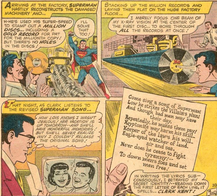 When Superman Tried to Ruin the Career of   Pat Boone? | CBR
