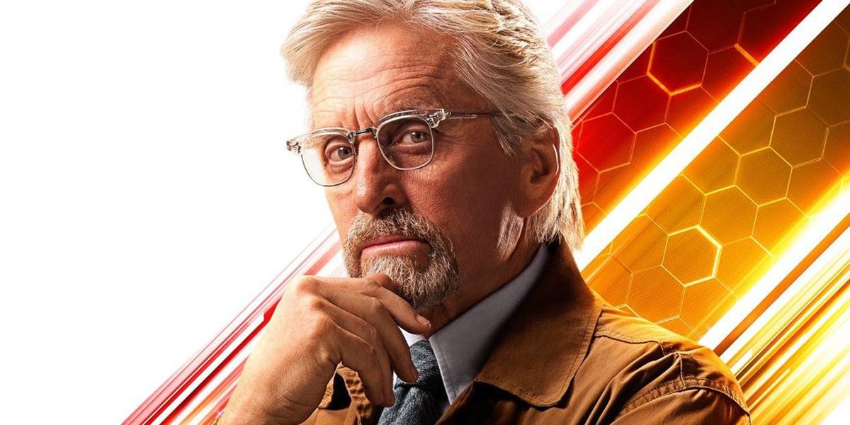 Michael Douglas Has No Idea He Is in Marvel's What If...? | CBR