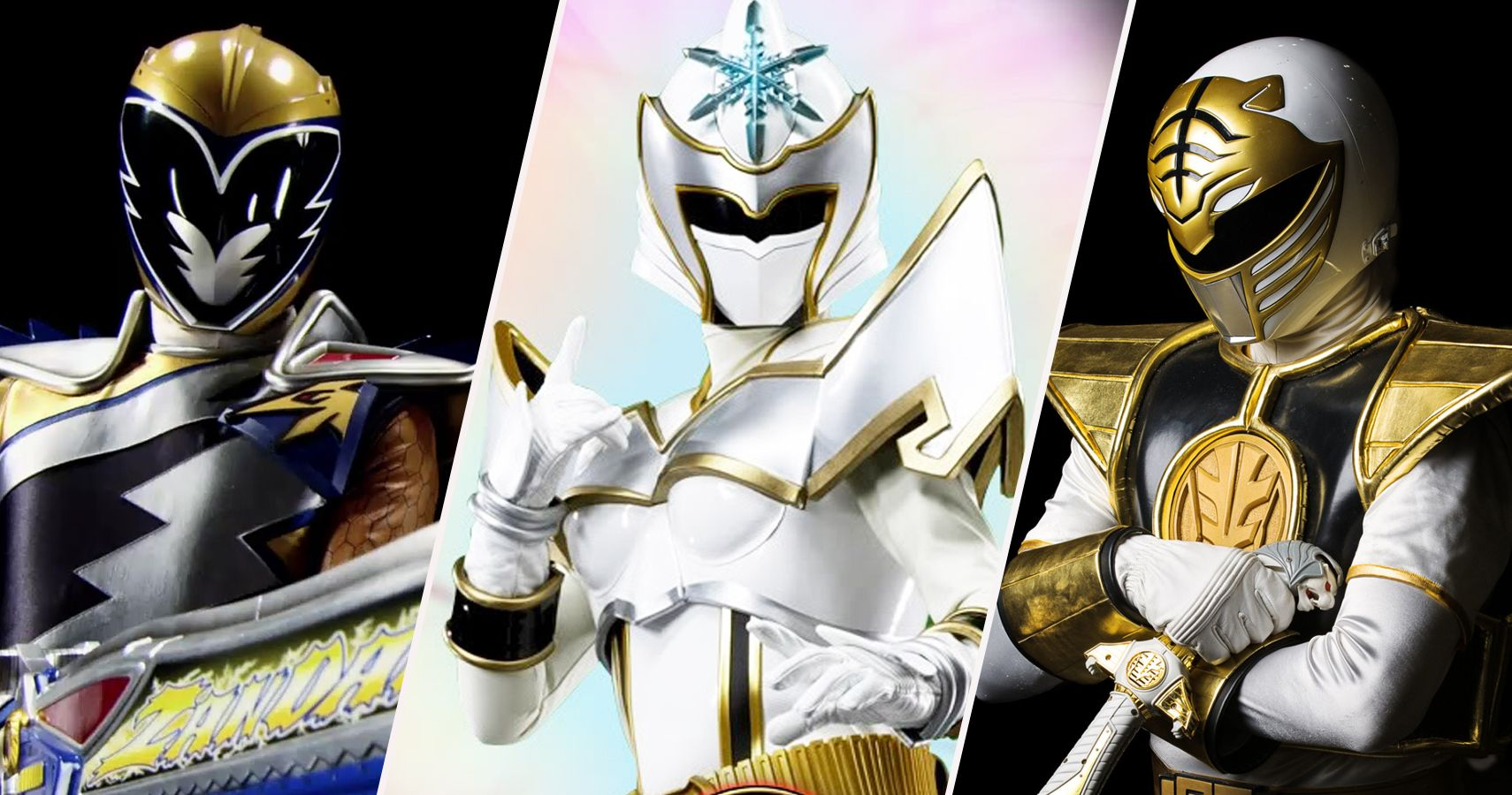 Power Suits: The 40 Best Power Rangers Costumes, Ranked | CBR