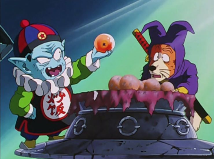 Dragon Ball S Top 10 Smallest Villains Cbr Was loosely based off of pilaf i meant the creation of garlic jr and his appearance is very similar to pilaf's little gremlin motive in the same sake of the other characters being copied and pasted onto the dbz movies. dragon ball s top 10 smallest villains