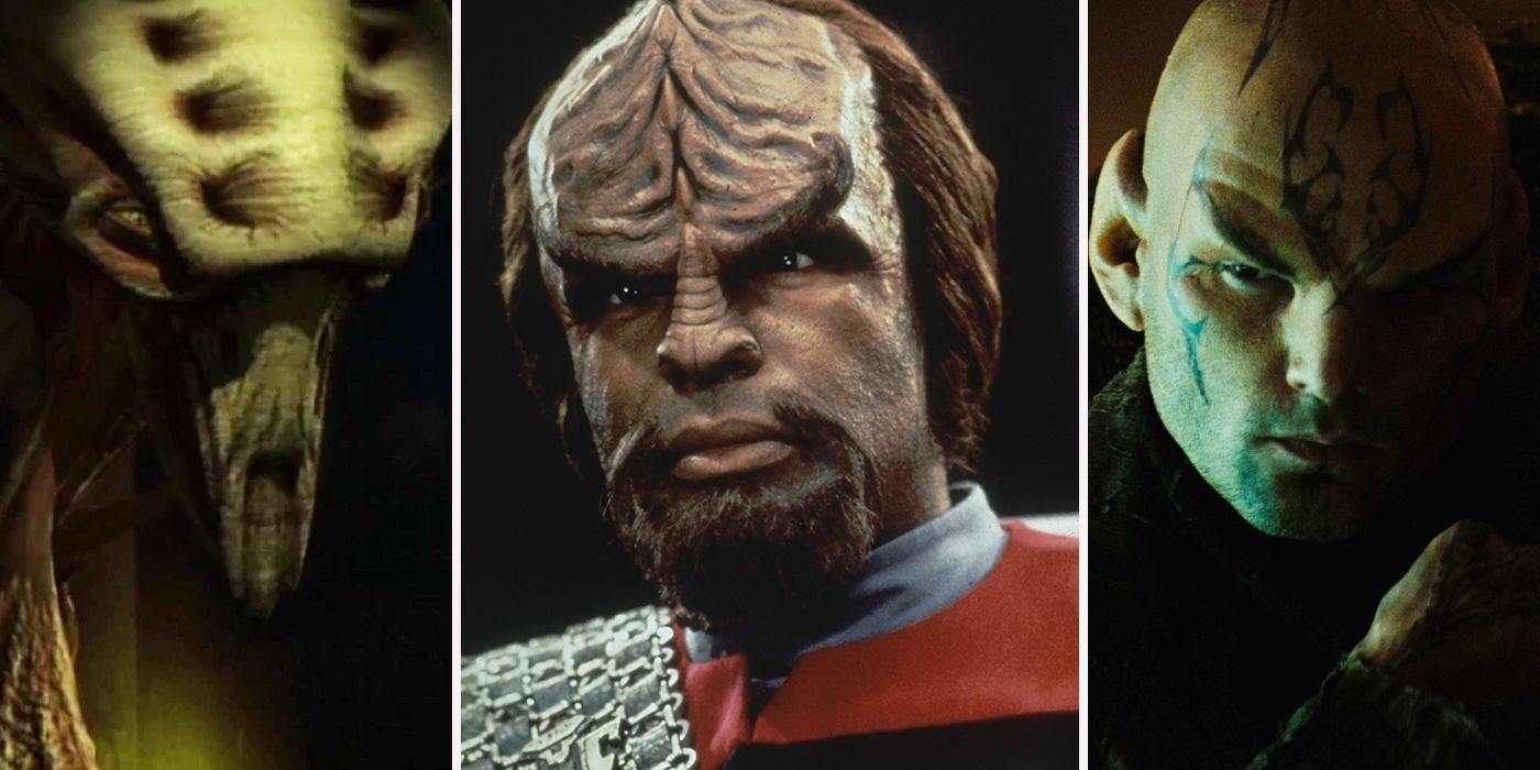 Star Trek: The 15 Most Powerful Species Across The Galaxies, Ranked