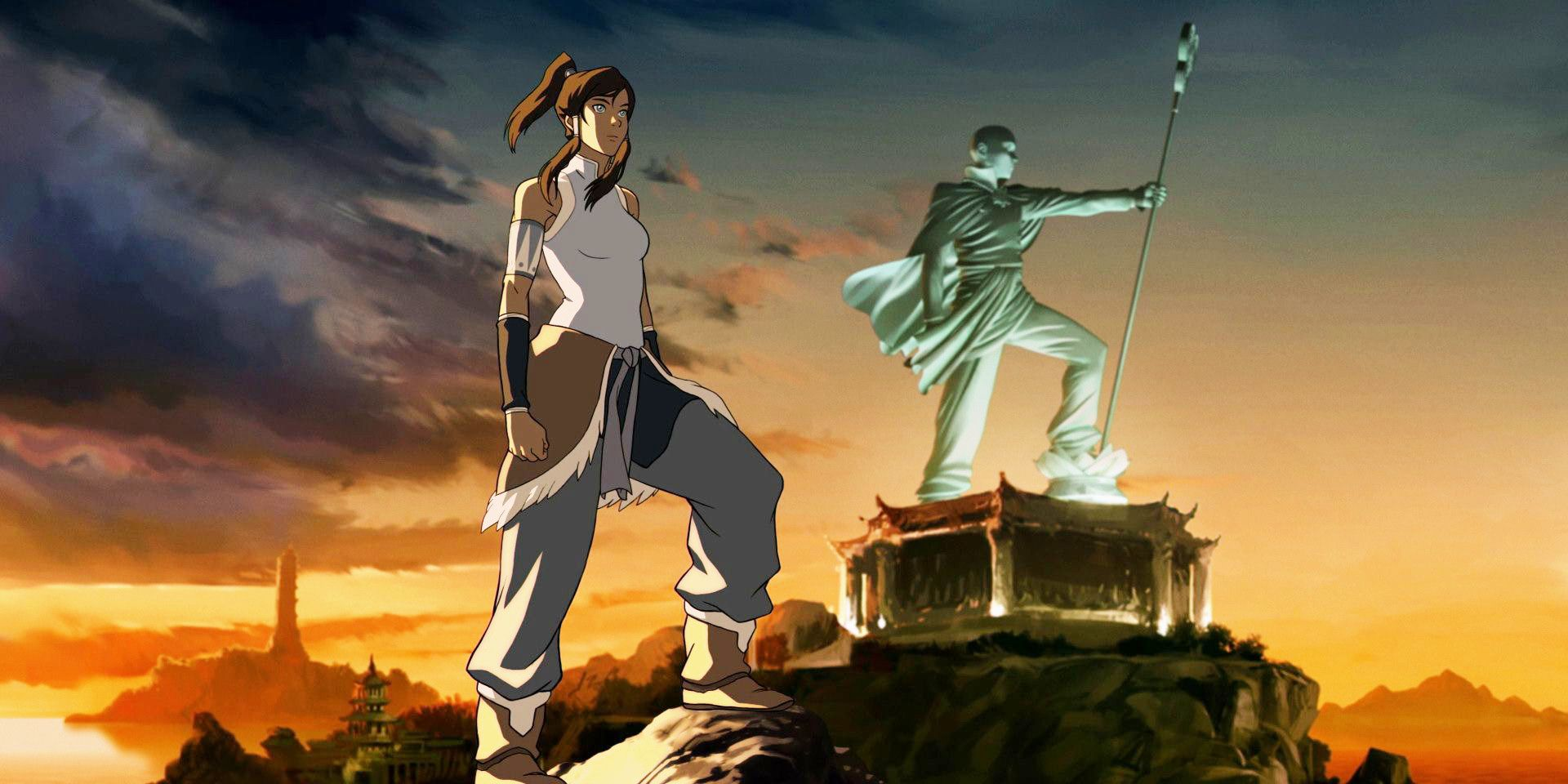 Avatar 10 Powerful Things Korra Can Do That Aang Can T And
