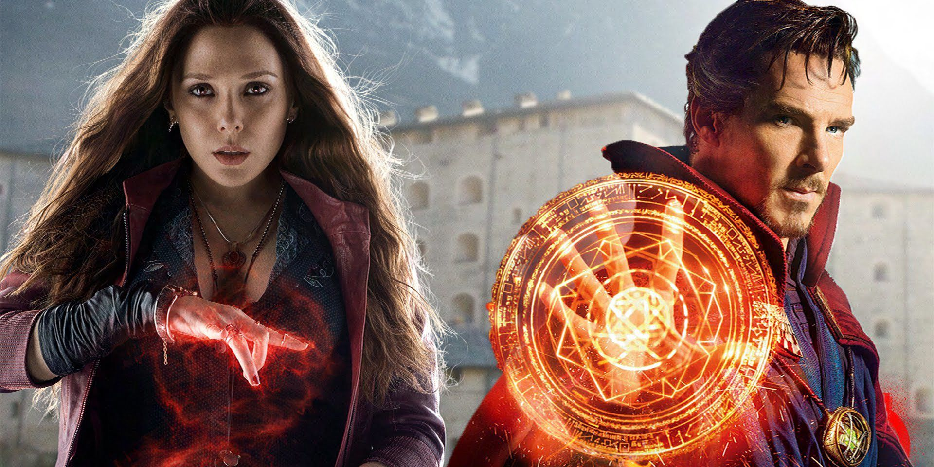 10 Reasons Why Scarlet Witch Is More Powerful Than Dr. Strange (And 10  Reasons Why Dr. Strange Is More Powerful)