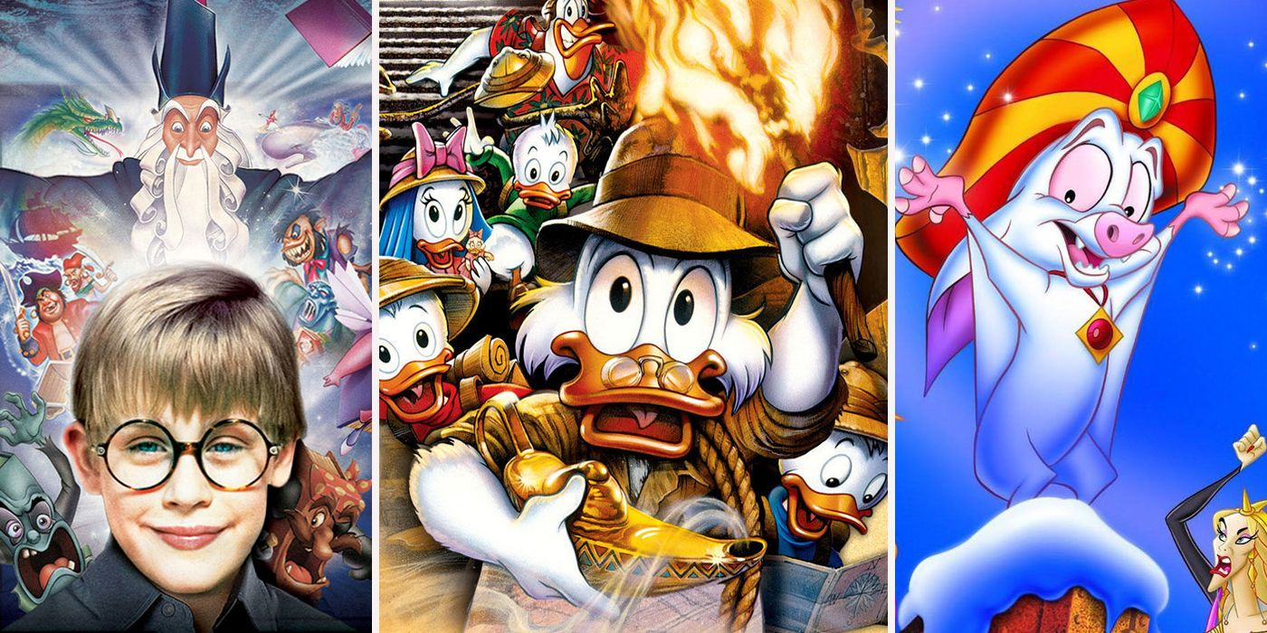 20 Animated Films 90s Kids Loved But Totally Forgot About
