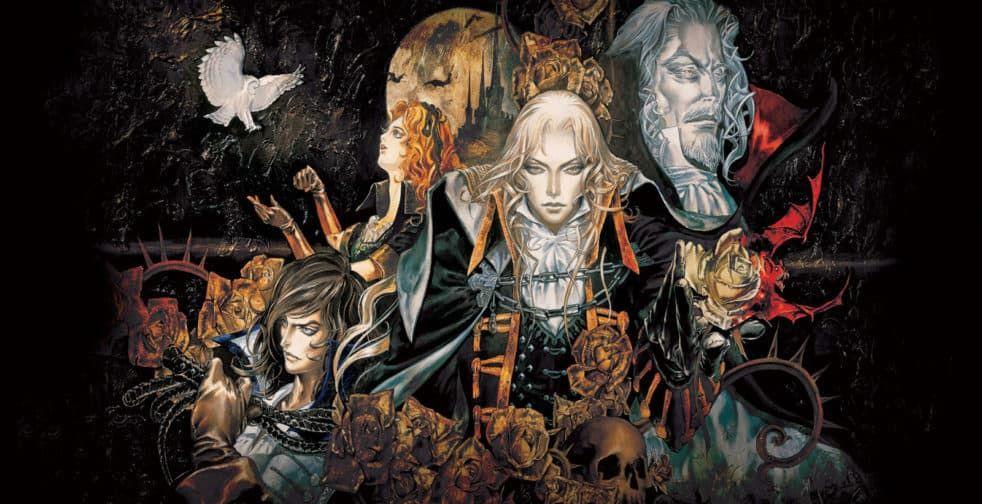 Como Symphony of the Night revolucionou Castlevania 1