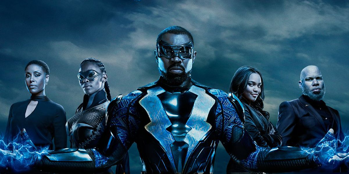 Black Lightning: Everything You Need to Know About the Arrowverse Hero