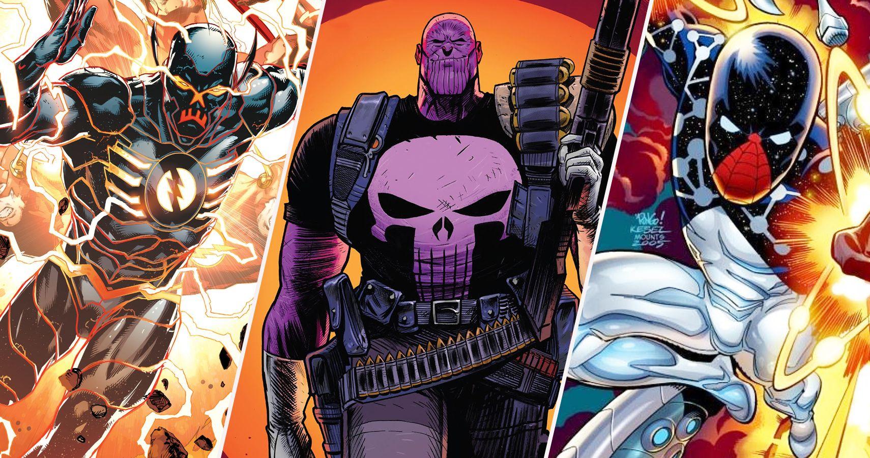 20 Cosmic Versions Of Superheroes Ranked By Power | CBR