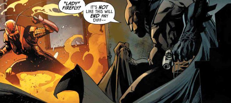 Detective Comics Brings Gotham's Bridgit Pike/Firefly Into