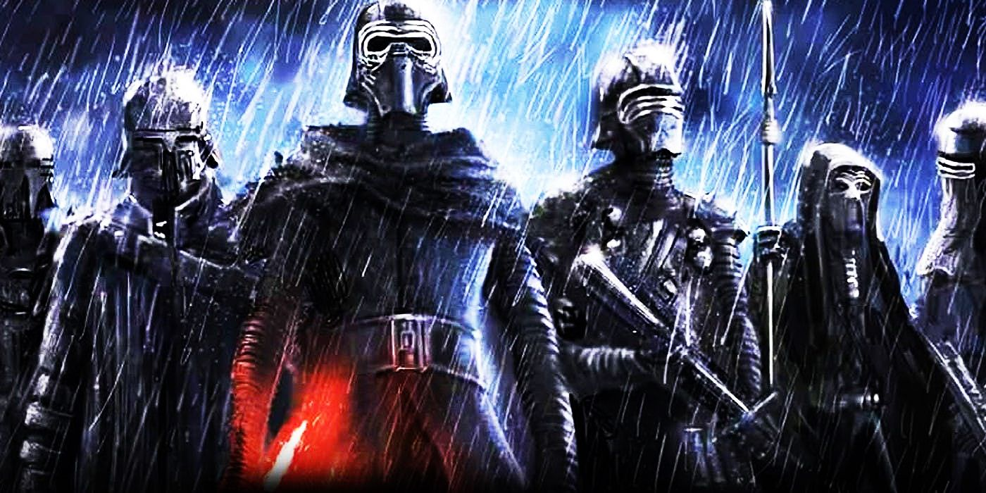 Does Kylo Turn Against the Knights of Ren in The Rise of Skywalker?